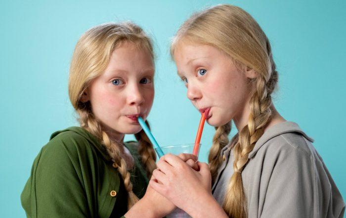 safardia kinderen en fruitdrankjes