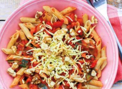 safardia_recept_penne_groente_en_noten