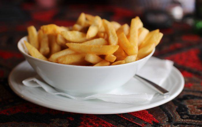 safardia post gezonde belgische friet