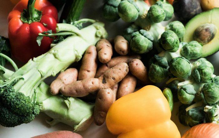 safardia post groenten